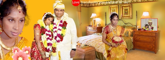 Pakerathy Ramanan Wedding