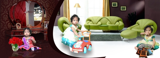 Roxana 1st Birthday